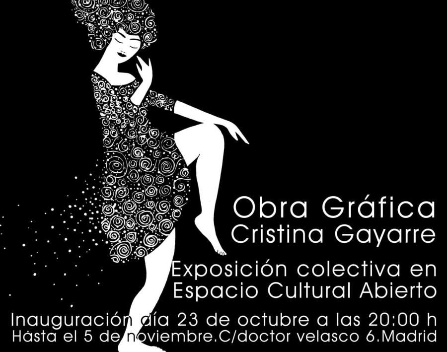 Exposición Obra Gráfica
