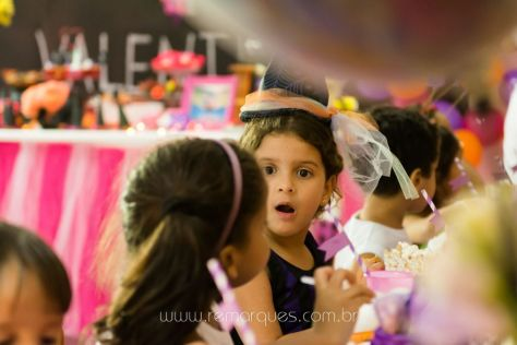 Valentina - Aniversário Infantil - 4 anos - Halloween - 056