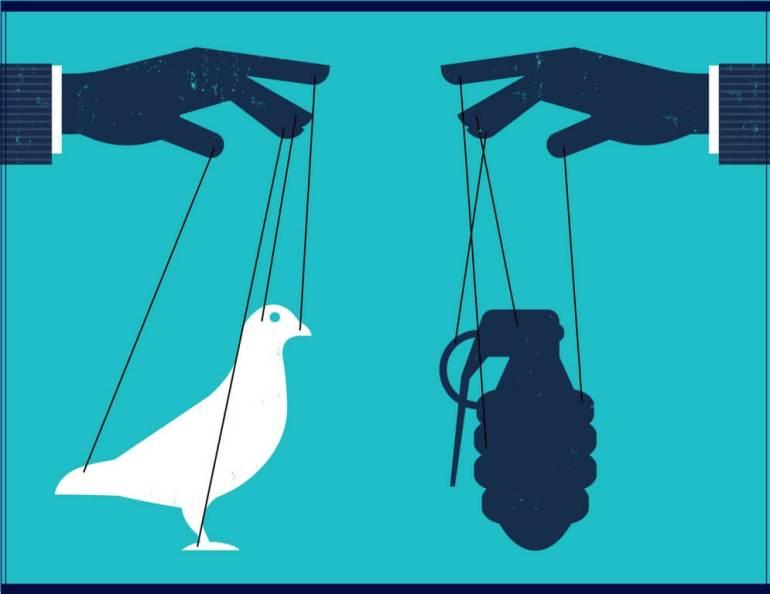 conflict intelegere alegeri optiuni comportament convingeri