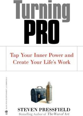 Turning PRO (Devino profesionist!) – Accesează-ți puterea interioară și creează munca vieții tale