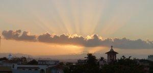 Sunset Santurce