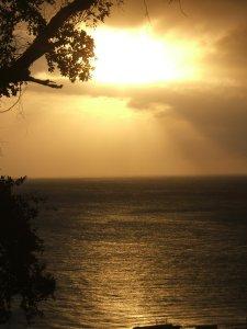 Aguadilla sunset