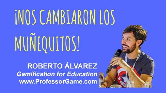022: Jugar, Aprender, Vivir – Roberto Álvarez