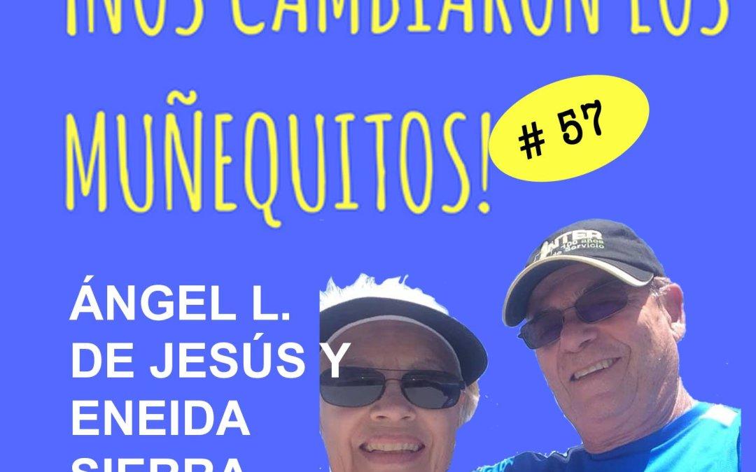 057: Convierte tus talentos en súper fortalezas – Angel De Jesus