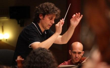 Cristóbal Soler Director de Orquesta