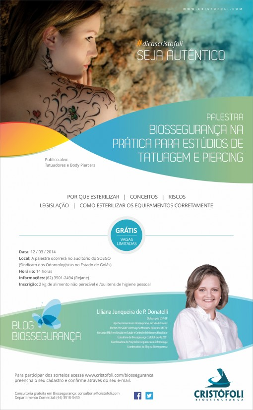 Biossegurança na Prática para Estúdios de Tatuagem e Piercing