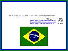 Legislação Odontologia Pertinente Brasil NR32