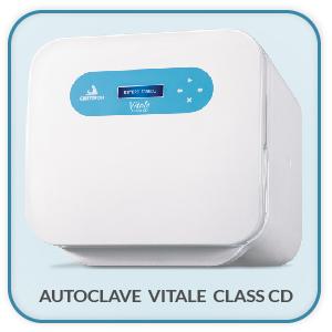 Autoclave Vitale Class CD