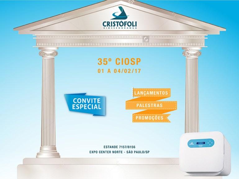 Convite CIOSP 2017