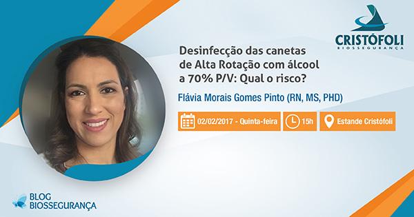 Biossegurança no CIOSP - Flavia