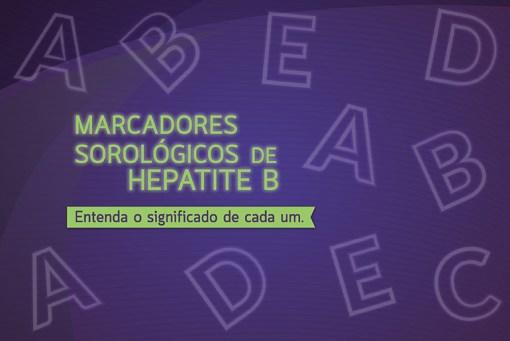 Marcadores de Hepatite B