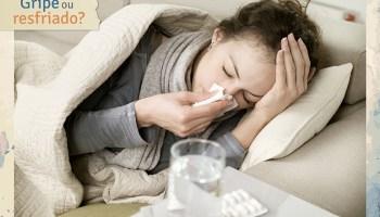 Gripe ou resfriado?