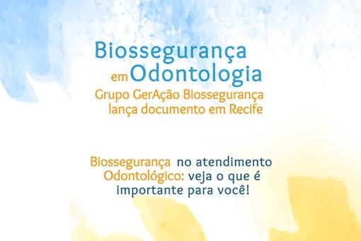 Biossegurança em Odontologia para pacientes
