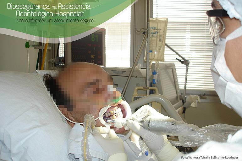 Assistência odontológica em ambiente hospitalar