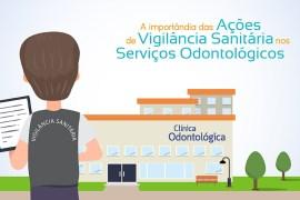 Ações de Vigilância Sanitária nos Serviços Odontológicos