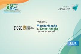 Monitorização da Esterilização no CIOGO