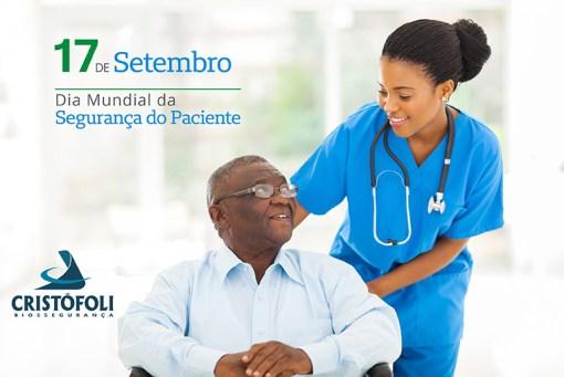 Dia Mundial da Segurança do Paciente