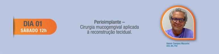 Especialidades Odontológicas: Valmir Macarini