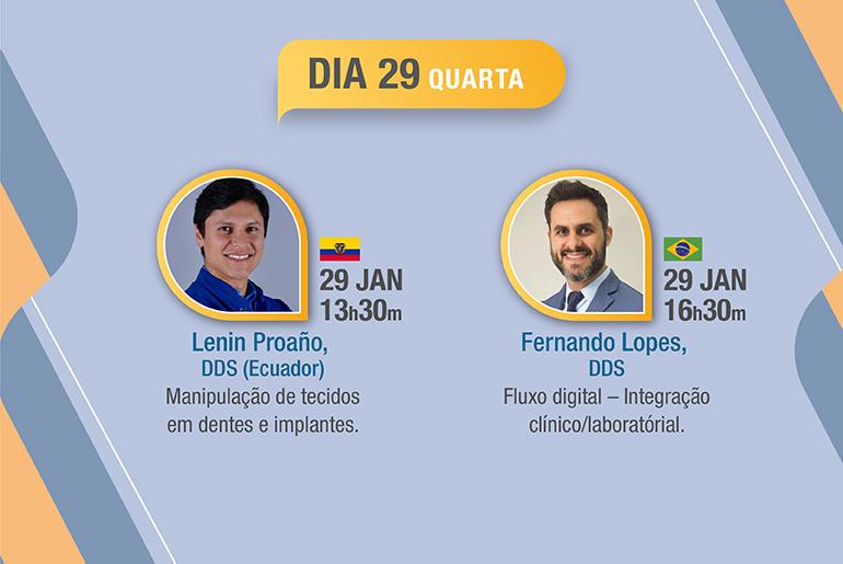 CIOSP 2020 - 29 janeiro Programação Cristófoli