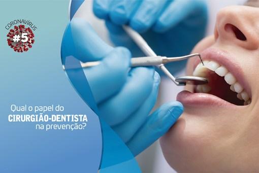 Coronavírus - Qual o papel do cirurgião-dentista na prevenção