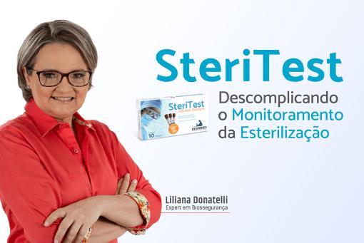 SteriTest Descomplicando o Monitoramento