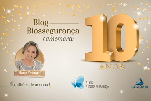 Blog Biossegurança 10 anos