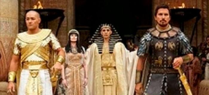 ¿Será Bíblica La Nueva Película De Moisés?