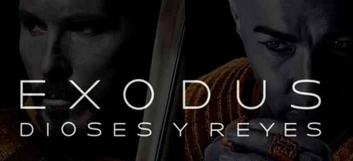'Exodus: Dioses y Reyes' salta a la gran pantalla en EE.UU.