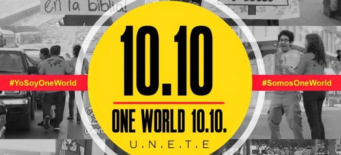 """Comenzó el """"One World"""" en mil ciudades del mundo"""