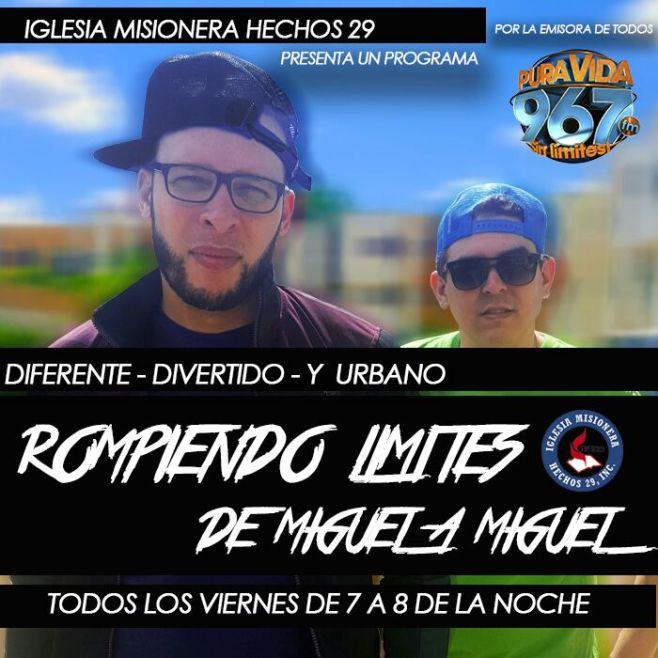 Programa de Miguel a Miguel