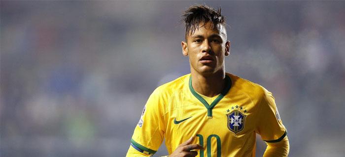 FIFA borra la frase '100% Jesús' de la cinta de pelo de Neymar