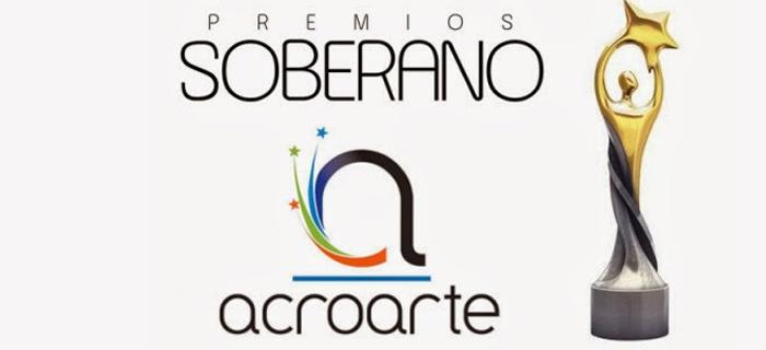 Nominados a Musica Religiosa en Premios Soberano 2016