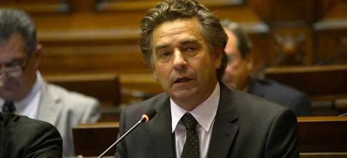 Primer evangélico que preside la Cámara de Uruguay
