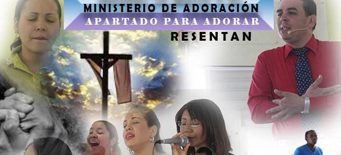 "Ministerio de Adoración Apartado para Adorar presenta ""Levantado al Caído"""