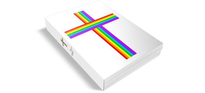 """Publicaron la """"Biblia Gay"""" en Estados Unidos"""