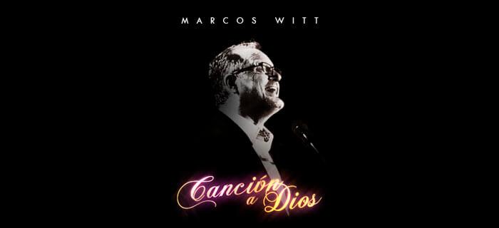 """CanZion lanza la versión remasterizada de """"Canción a Dios primer álbum de Marcos Witt"""