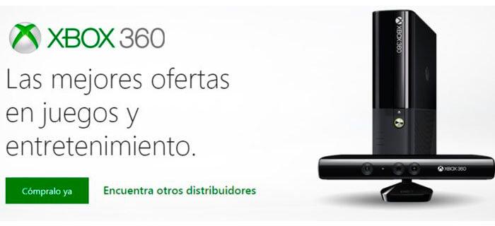Microsoft cesa la fabricación de la Xbox 360