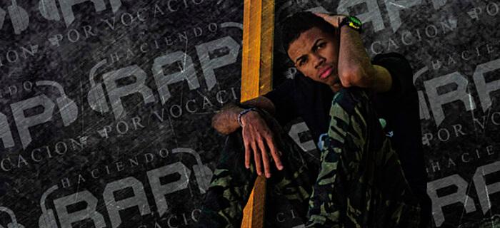Jehimar presenta su primer album musical HACIENDO RAP POR VOCACION