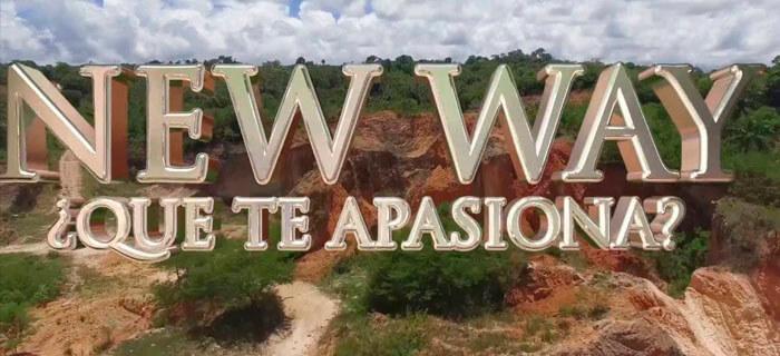 New Way – ¿Que te Apasiona? [Video Oficial]