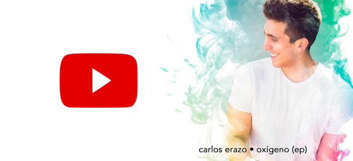 Carlos Erazo de @ProyectoGTG debuta como cantante (VIDEO)