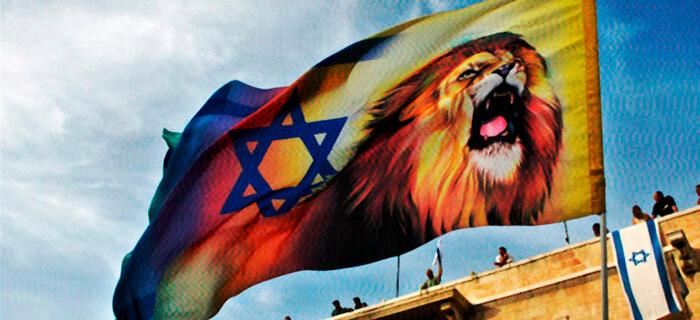 Miles de Evangélicos marchan en favor de Israel