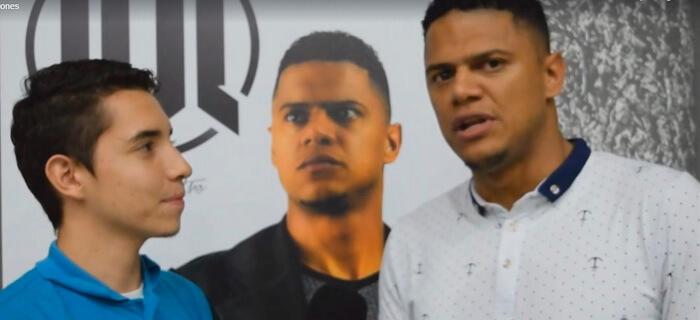 """Entrevista de JVL """"El Ministro"""" en Fiesta Kairo 2016"""