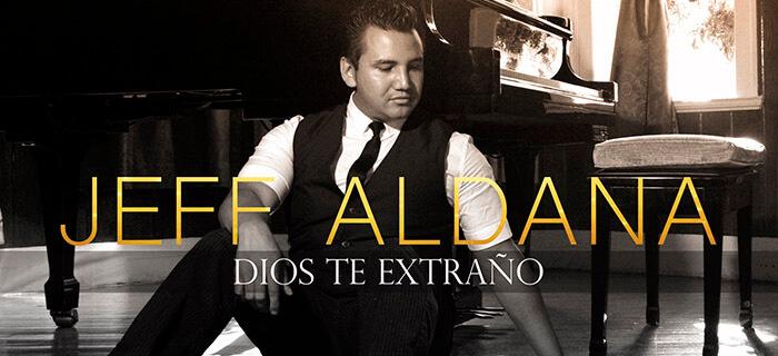"""Jeff Aldana lanza vídeo de su primer sencillo """"Dios Te Extraño"""""""