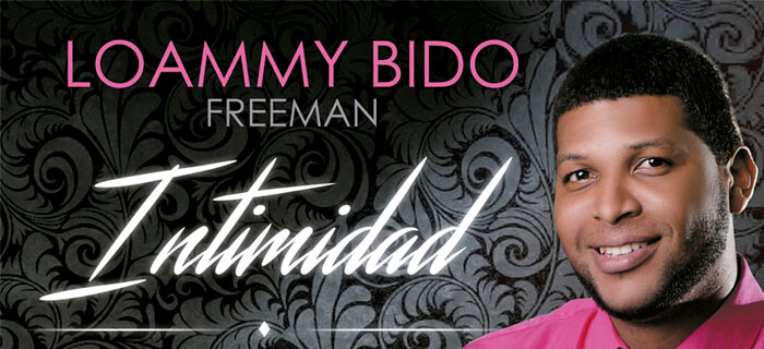 Loammy Bido presenta su primer corte musical «Intimidad»