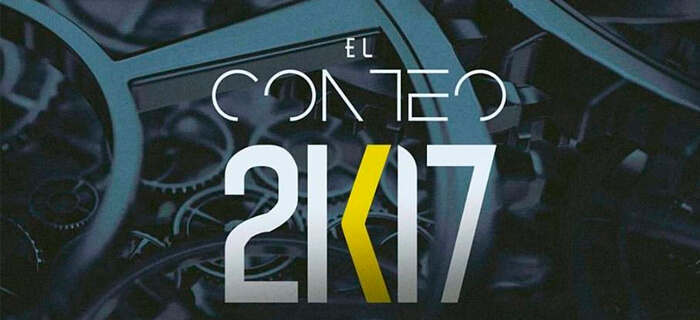 Spiritual Bless- El Conteo 2k17 ft  Lara, Villanova, Jhanles y El Dalla