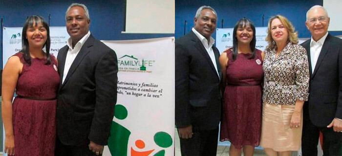 Ministerio Vida en Familia Santiago realiza su lanzamiento