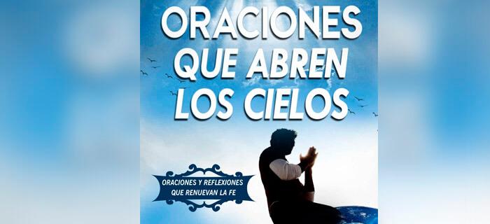 Pedro Luis Adames regala su libro Oraciones que abren los cielos