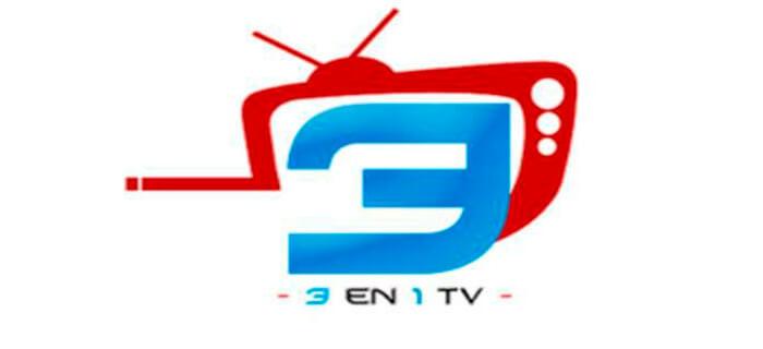 3 en 1 TV celebra segundo aniversario