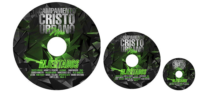 ¡Música Gratis! – Cristo Urbano Mix – Injertados