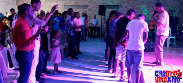 Cristo Urbano en la Iglesia Alianza Cielos Abiertos (Vídeo)